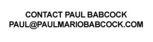 Contact Paul Babcock