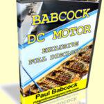 Babcock DC Motor